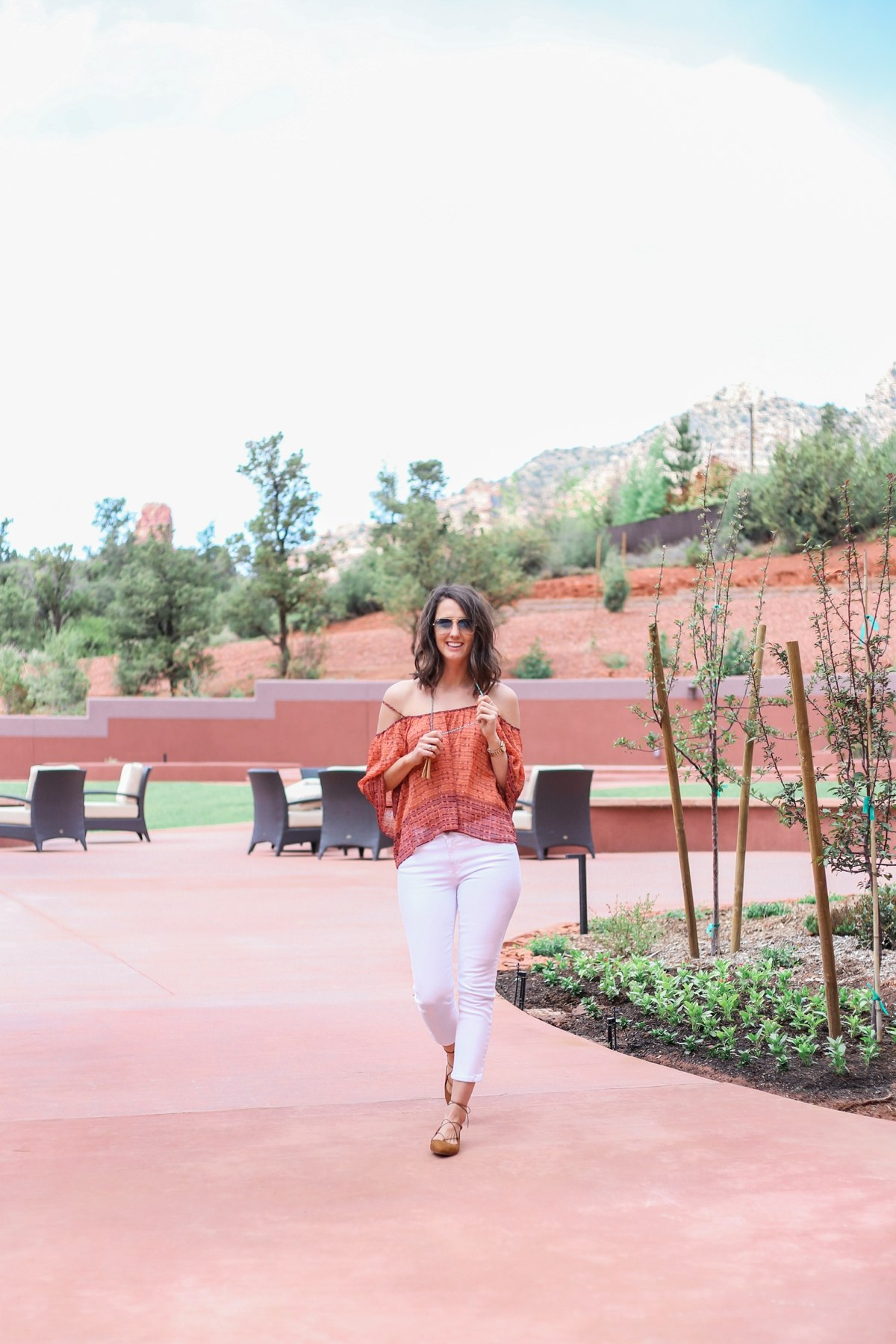 Sedona Tresics + Enjoy Life Diffuser Jewelry with TravelPartTime
