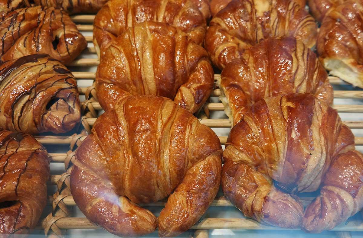 Croissants in Spain