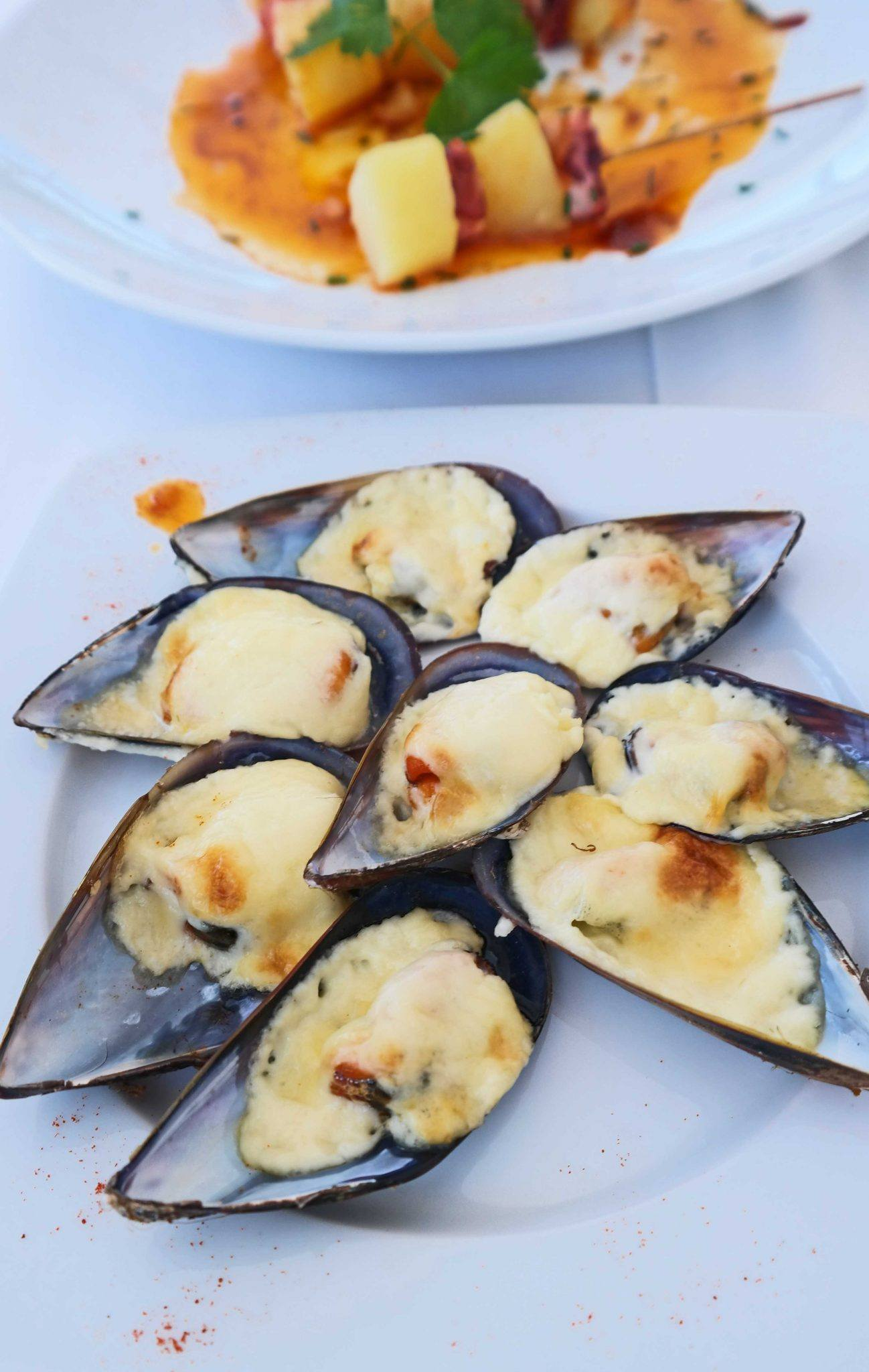 Seafood in Catalonia