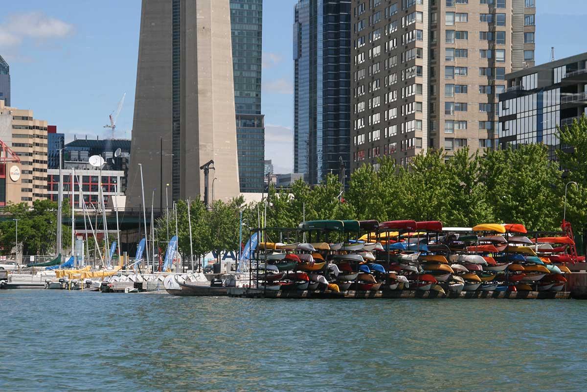 toronto-kayaking